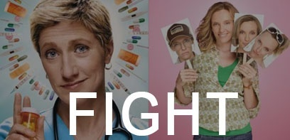 Battle SeriesAddict - Dramédie : Nurse Jackie VS United States of Tara